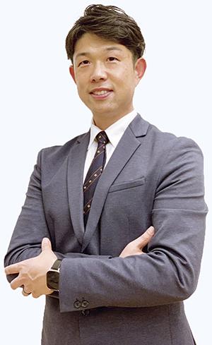 代表取締役社長 和田山 朋弥
